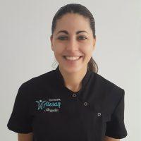 Magnolia Duarte Viera. Secretaria y relaciones institucionales